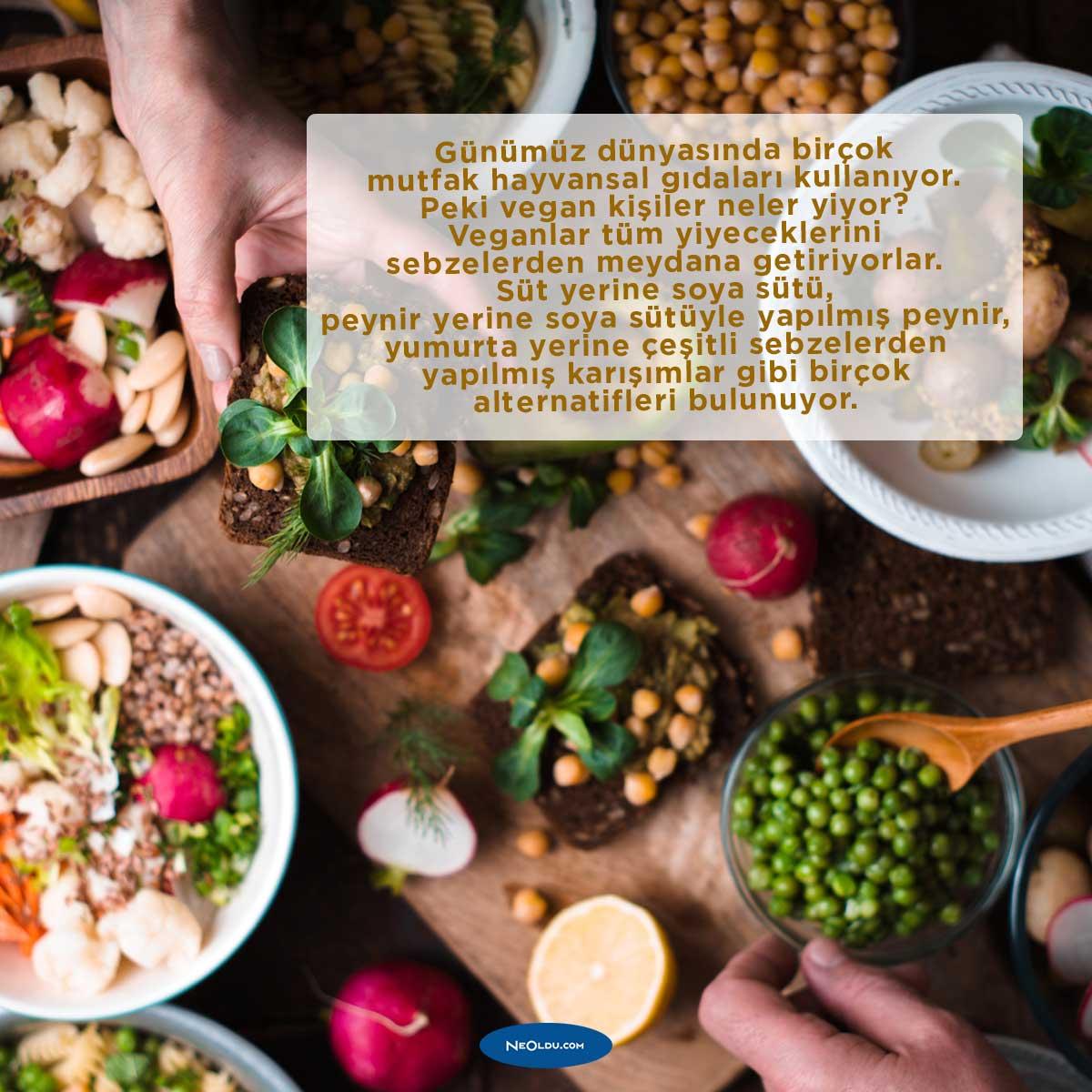 Veganlık-Vegan Beslenme Nedir?