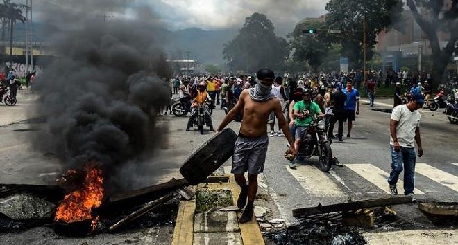 venezuela yaşanalar