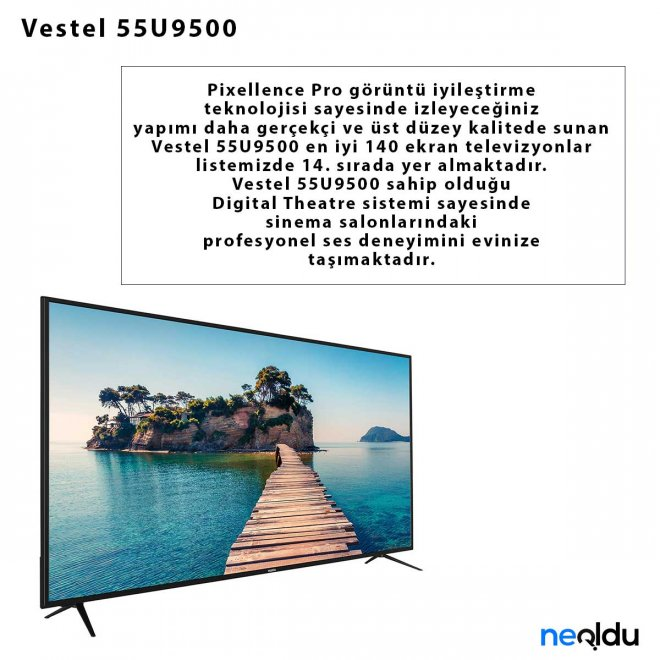 Vestel 55U9500