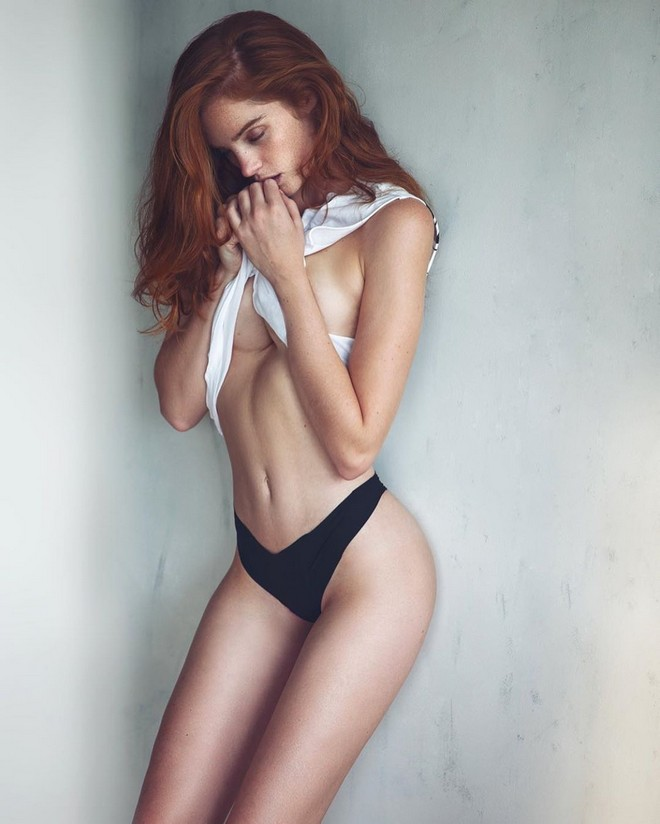 Victoria's Secret Alexina Graham