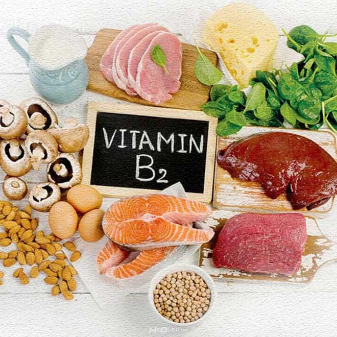 B2 Vitamini Eksikliği