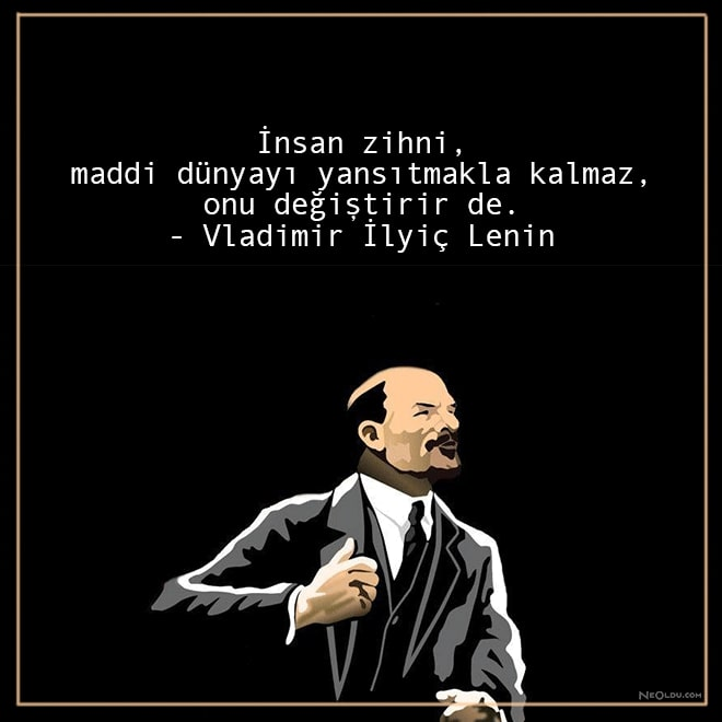 Vladimir Lenin Sözleri