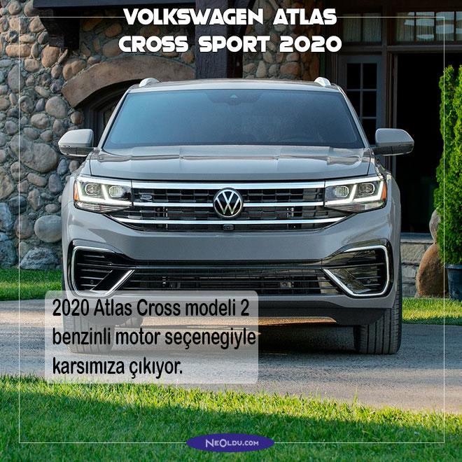 Volkswagen Atlas Cross Sport İnceleme