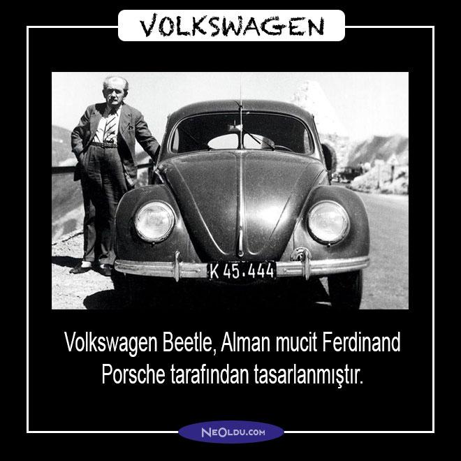 Volkswagen Araba
