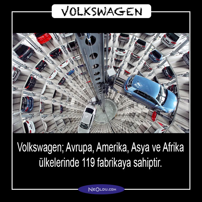 Volkswagen Hakkında