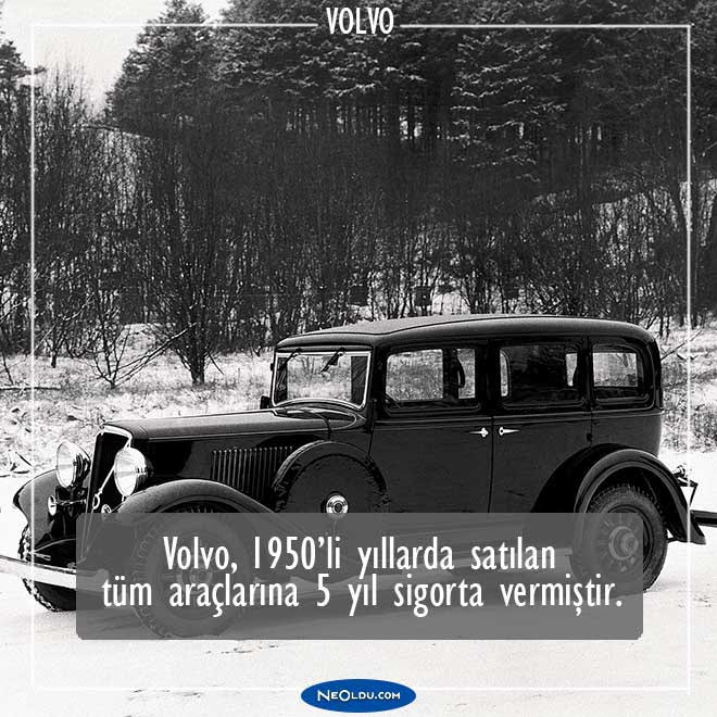 Volvo Hakkında