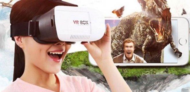 vr box sanal gerçeklik gözlüğü