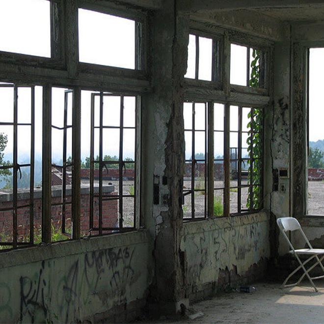 Waverly Tepeleri Sanatoryumu