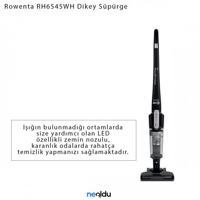 Rowenta RH6545WH Dikey Süpürge