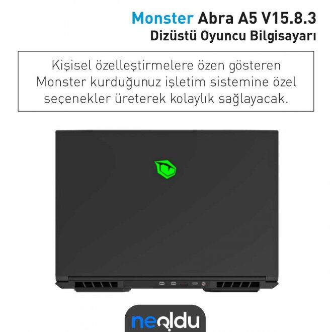 Monster Abra A5 kamera