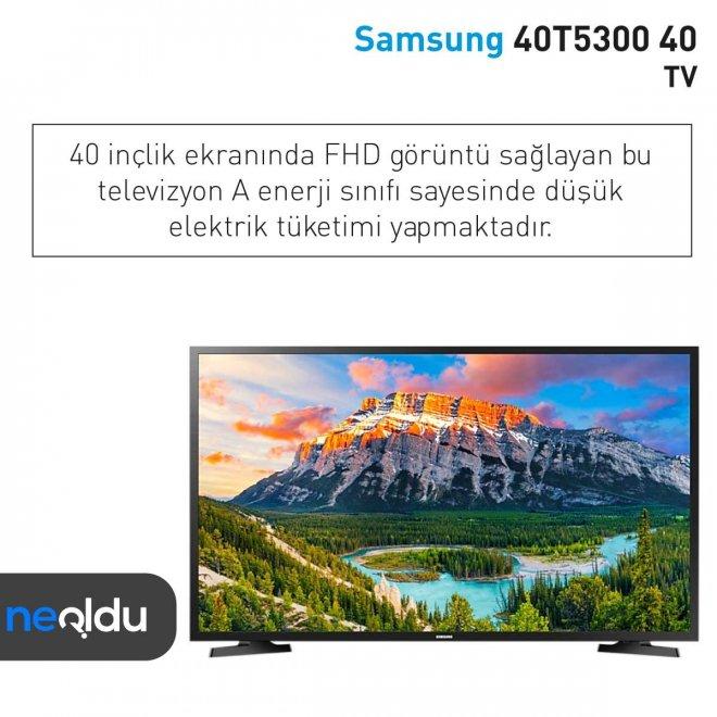 Samsung 40T5300 40