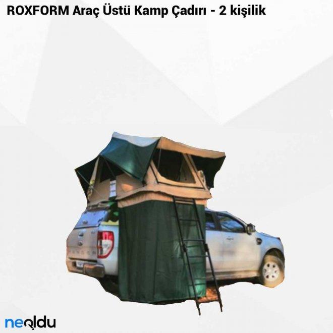 ROXFORM Araç Üstü Kamp Çadırı