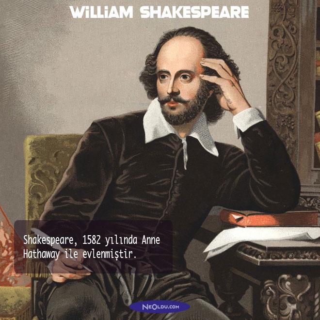 William Shakespeare Hakkında Bilgi