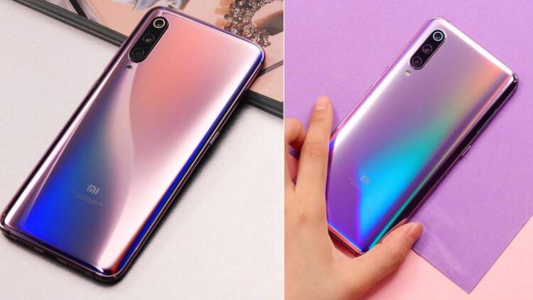 Xiaomi Mi 9 ekran boyutu