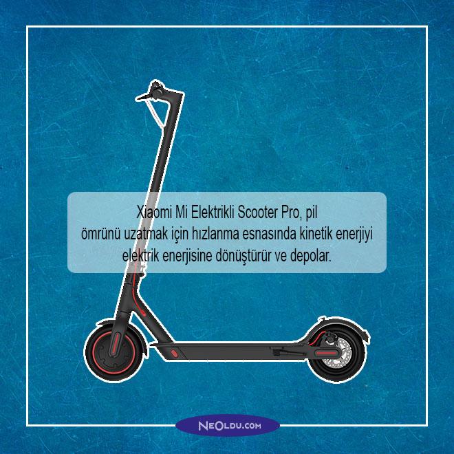 Xiaomi Mi Elektrikli Scooter Pro