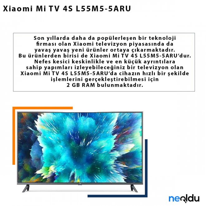 Xiaomi Mi TV 4S L55M5-5ARU