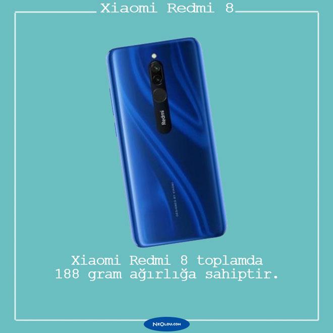 Xiaomi Redmi 8 İnceleme