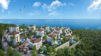 Trabzon yalıncak villaları projesi
