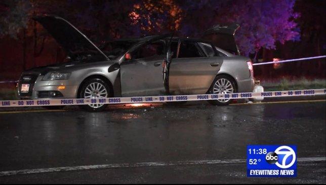 3 yaşındaki kızın öldüğü yanan araba