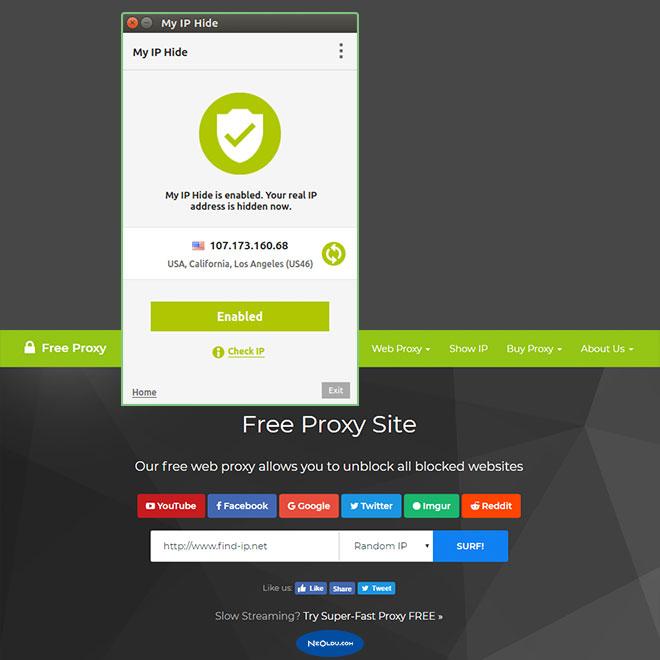 Yasaklı Sitelere Giriş Online Proxy Siteleri