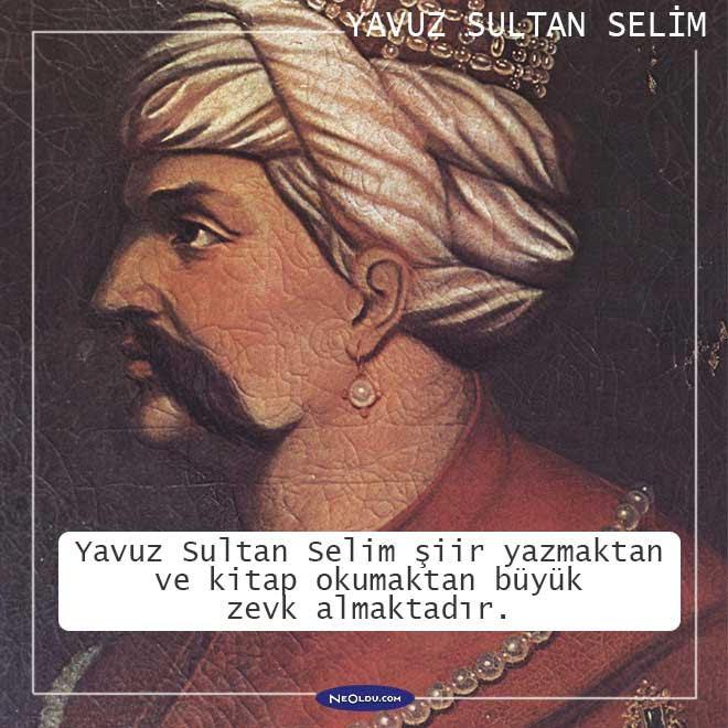 Yavuz Sultan Selim Hakkında