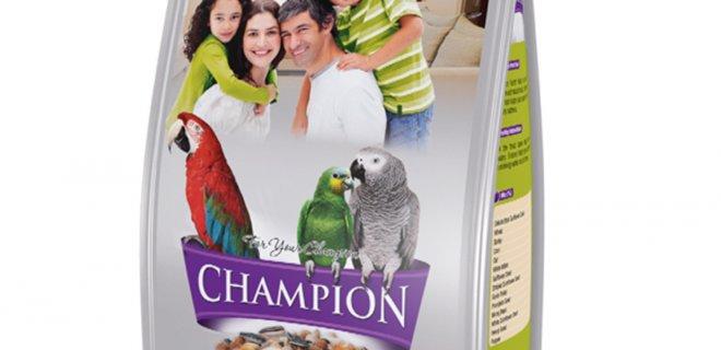 Papağan Yemleri - Champion