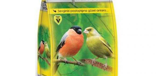Saka Kuşu Yemleri-Gold Wings