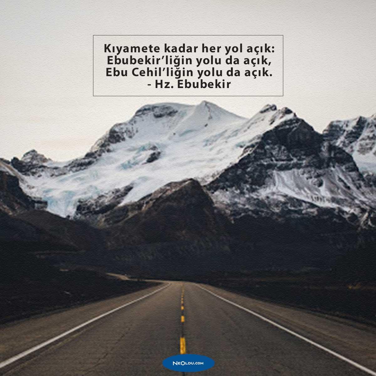 Yol Sözleri