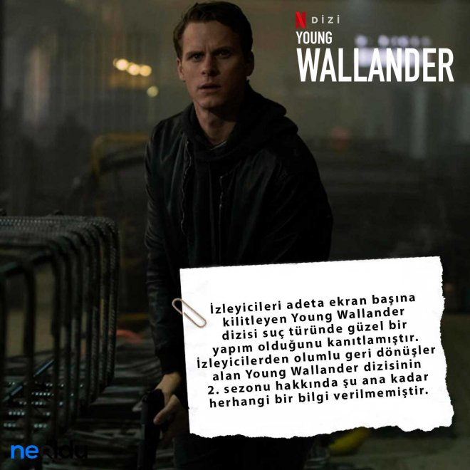 young wallander 2. sezon