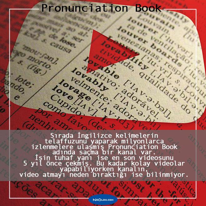Pronunciation Book