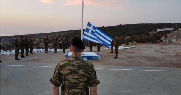 Yunan Milli Marşı