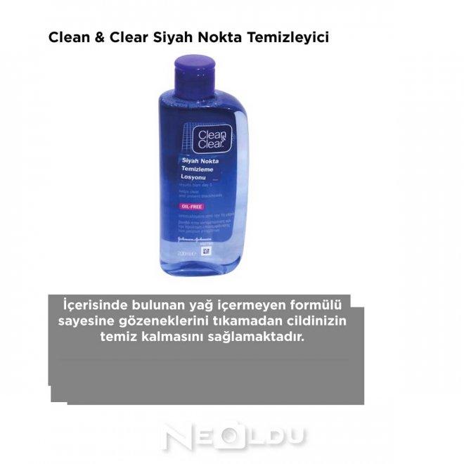 Clean & Clear Siyah Nokta Temizleyici