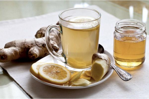 balgam sökücü zencefil çayı