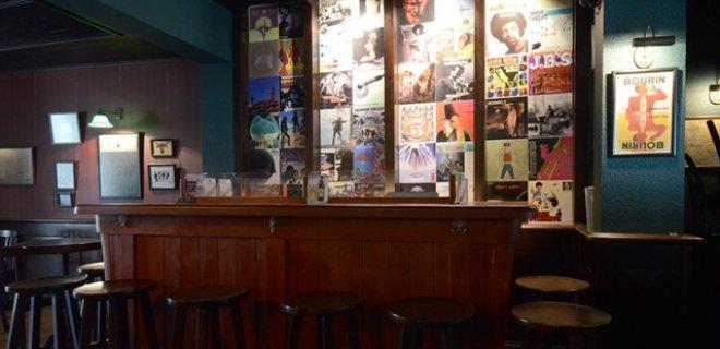 Zeplin Pub-Kadiköy