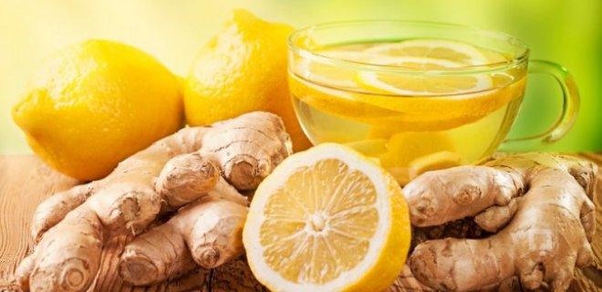 zencefil limon