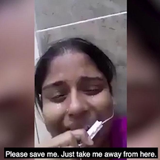 Zorla Kaçırılan Kadın
